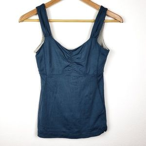 Lululemon Athletica | Navy Blue Thick Strap Tank
